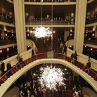 Metropolitan Opera interior