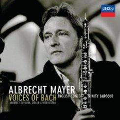 Albrecht Mayer Voices of Bach