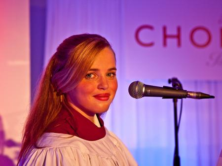 The Choirgirl