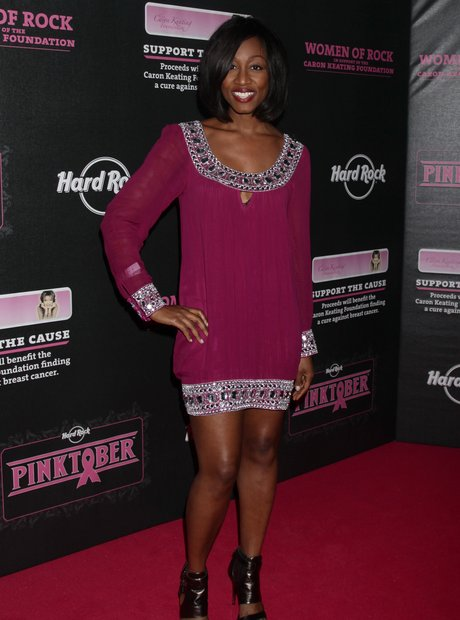beverley knight pinktober charity concert
