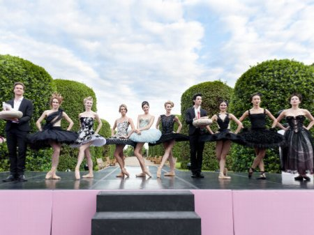 English National Ballet Summer Party