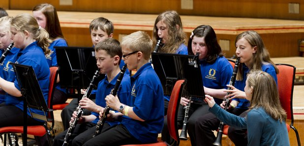 The Cooperative Junior Wind Band