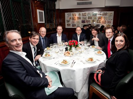 Classic FM's big night out