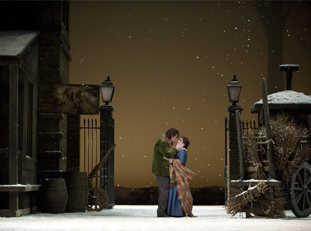 La Boheme at the Royal Opera House