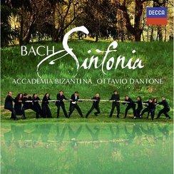 Bach Sinfonia Accademia Bizantina Ottavio Dantone
