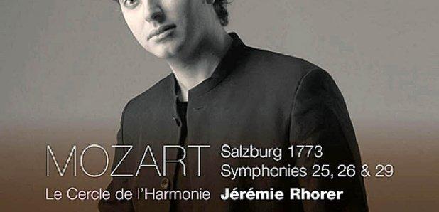Mozart Symphonies Nos 25, 26 & 29