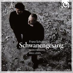Schwanengesang Schubert Padmoe Paul Lewis