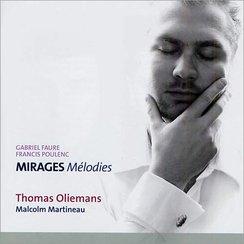 Thomas Oliemans Fauré Poulenc