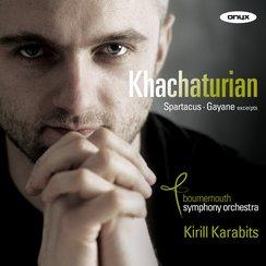 Khachaturian partacus excerpts Gayaneh excerpts