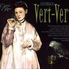 Offenbach Vert-Vert Toby Spence