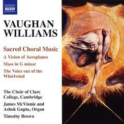 Vaughan Williams Sacred Choral Music