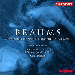 Brahms Choral works  Danish National Choir and Sym