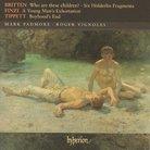 Britten, Finzi & Tippett