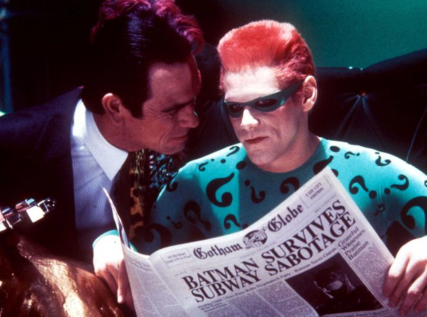 Filmstill Batman Forever