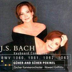 Güher and Süher Pekinel Bach
