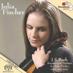 Julia Fischer Bach