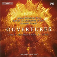Bach  Ouvertures – The Orchestral Suites