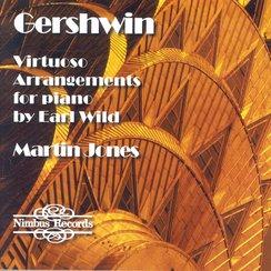 Gershwin Earl Wild arrangements