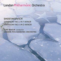 LPO Shostakovich Symphonies Nos 1 & 5