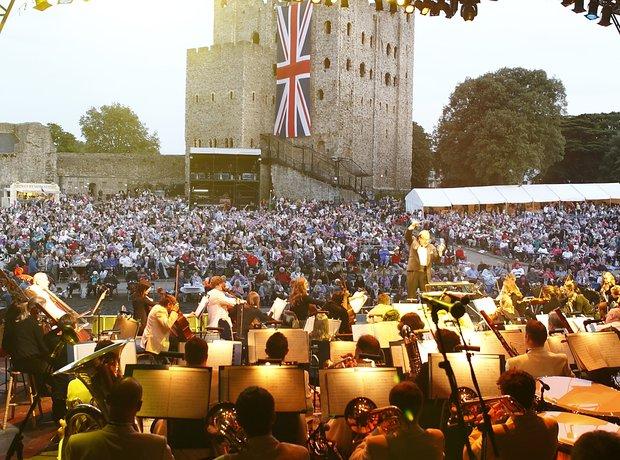 Castle Proms at Rochester Castle