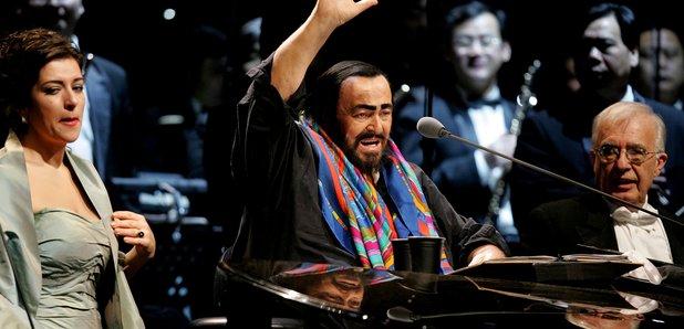 Pavarotti Farewell Tour