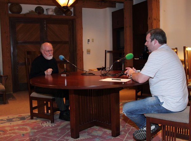 John Williams and Tommy Pearson Interview
