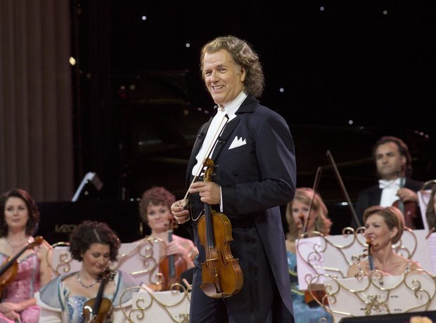 Andre Rieu live in South Africa