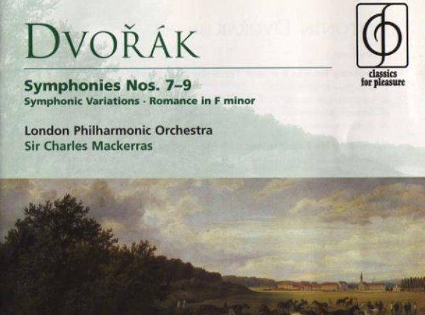 Dvorak - Symphony Nos. 7 & 9