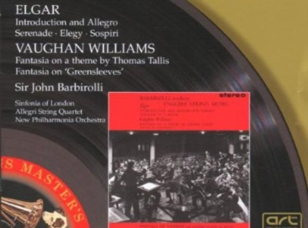 Elgar/Vaughan Williams - String Music