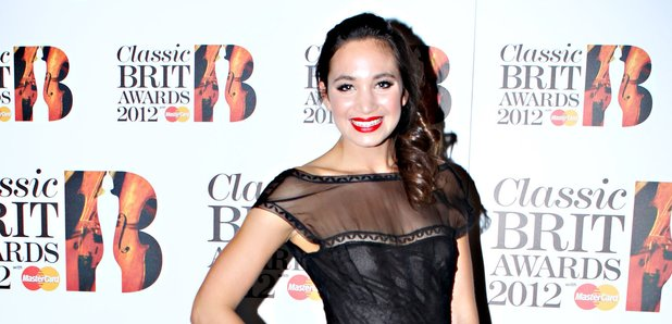 Laura Wright attends the Classic Brit Awards Launc