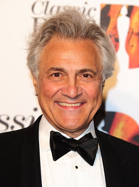 John Suchet at the 2012 Classic Brit Awards 2012
