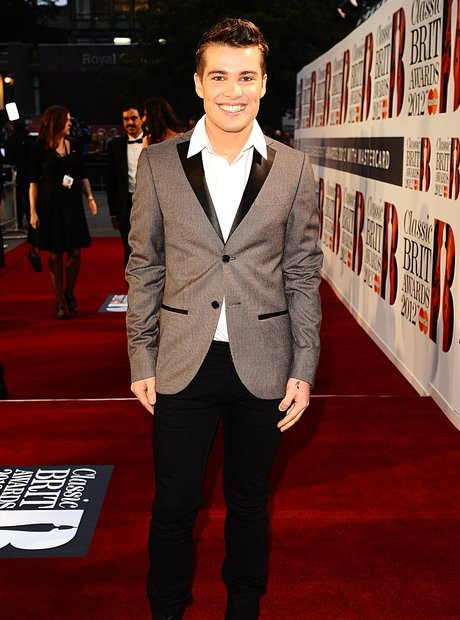 Joseph McElderry attends the Classic BRIT Awards 2
