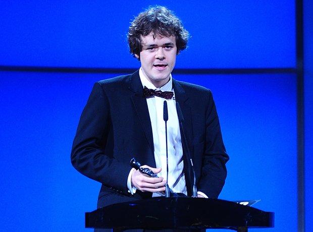 Benjamin Grosvenor at the Classic BRIT Awards 2012