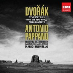 Dvorak: Symphony No.9 and Cello Concerto
