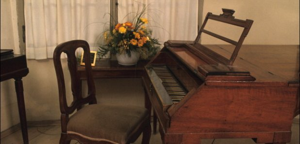 mozart's piano salzburg