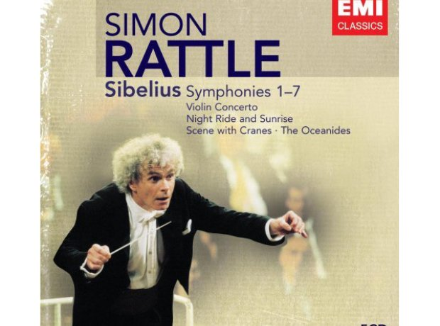 rattle sibelius symphonies