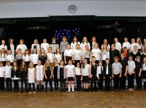 Denbighshire Youth County Choir