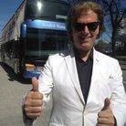 André Rieu's tourbus