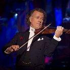 Andre Rieu playing violin