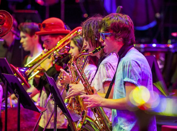 Greater Gwent Youth Jazz Orchestra, Jazz In My Pan