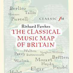 Classical Music Map of Britain