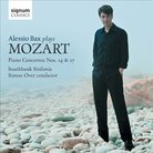 Alessio Bax plays Mozart album cover