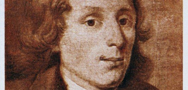 Beethoven's teacher Gottlob Neefe