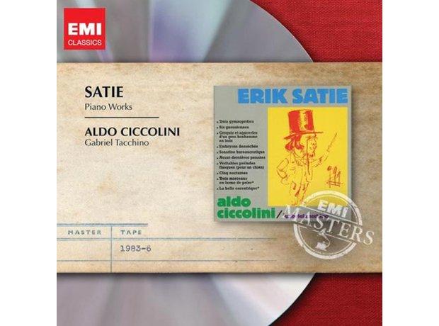 Satie, 3 Gymnopedies, by Aldo Ciccolini