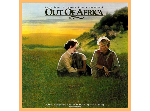 Barry, Out Of Africa, by John Barry