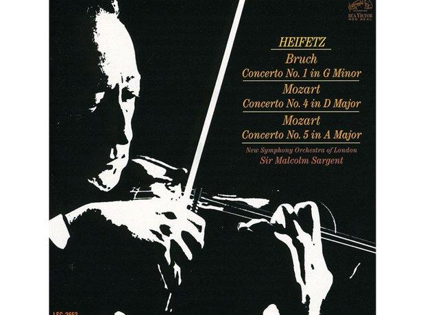 Bruch Violin Concerto No.1 in G minor Opus 26