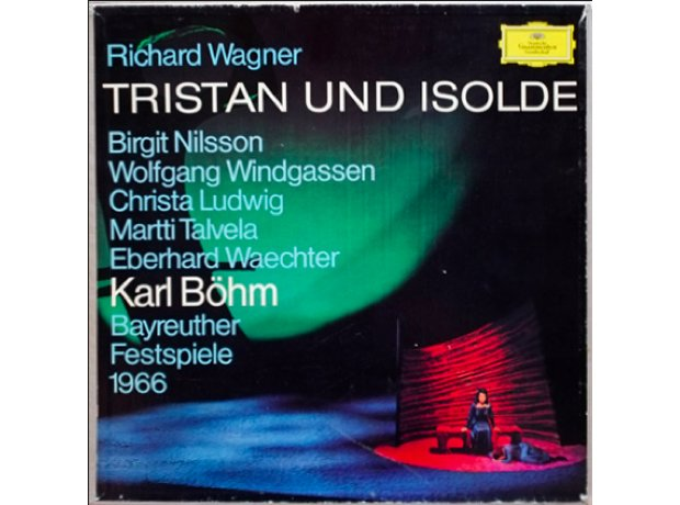 Wagner, Tristan and Isolde, by Birgit Nilsson, Kar