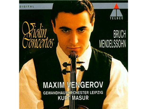 166 Bruch, Adagio Appassionato, by the Gewandhauso