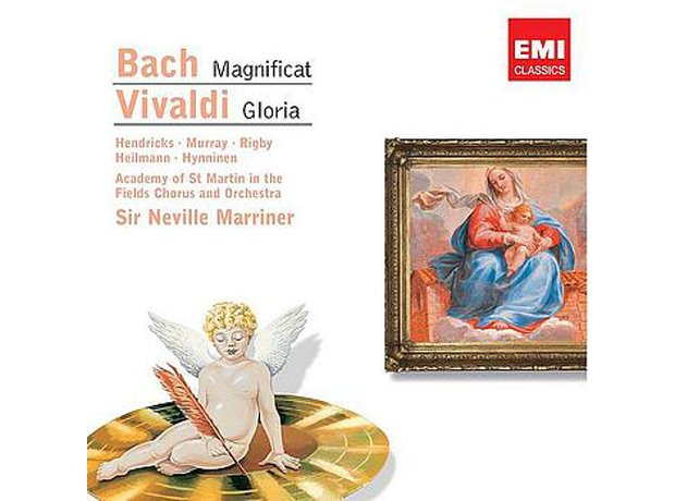 223 Vivaldi, Gloria in D Major, Academy of St. Mar