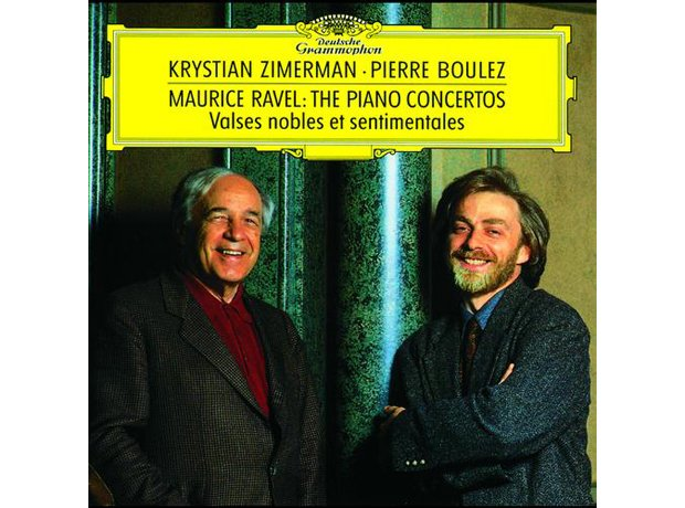 Ravel, Piano Concerto, by Krystian Zimerman, Pierr